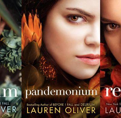 Delirium de Lauren Oliver (3 Tomes).