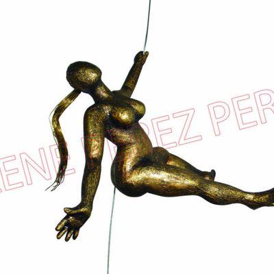 blog de IRENE PEREZ PEREZ  Escultora de los Escaladores