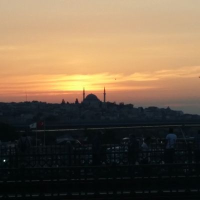 Istanbul : Jour 1