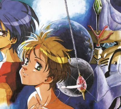 The Vision of Escaflowne: an anime that managed to meld philosophy with romance