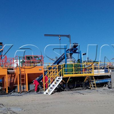 Decanter centrifuge for Oilfield Solids Control