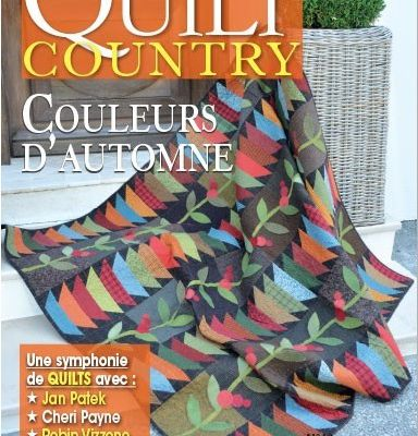 Magic patch y Quilt Country