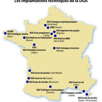 La direction technique de la DGA
