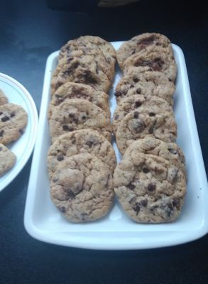 Cookies rapide aux thermomix