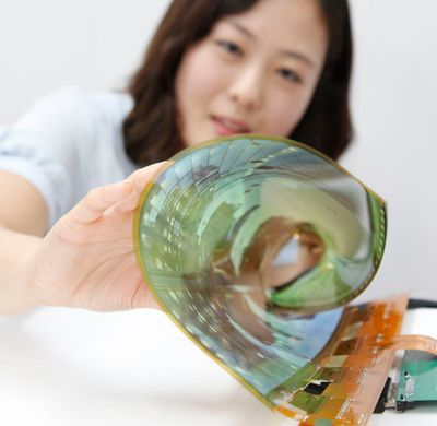 Infos/News zu Flexible OLED Displays