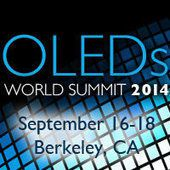 LG Display, Novaled, Sumitomo, UDC and more headline OLEDs 2014 agenda