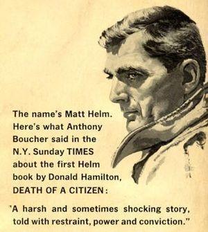 Matt Helm - le héros des livres