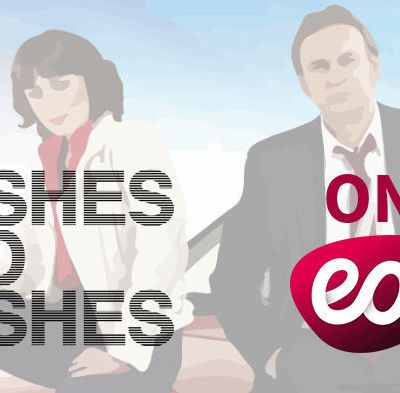 Ashes to Ashes: German free-TV premiere