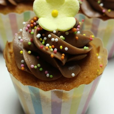 Easter cupcakes #1