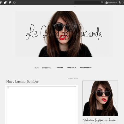 Le Blog Mode de Lucinda