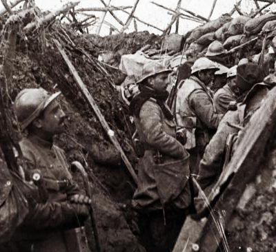 LA PREMIÈRE GUERRE MONDIALE : L'expérience combattante d'une guerre totale