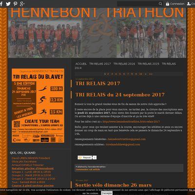 Hennebont Triathlon