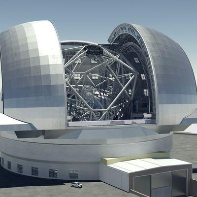 Télescope géant européen