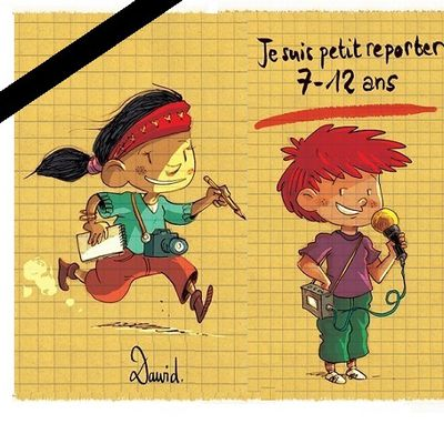 PETITS REPORTERS 7 - 12 ANS