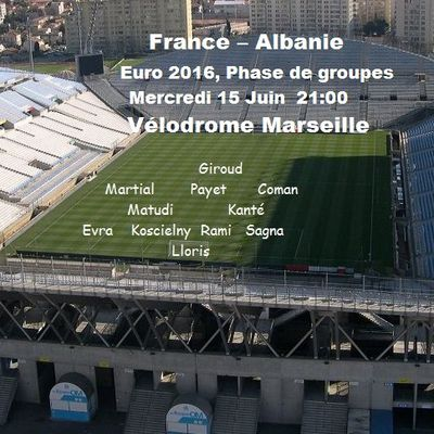 France-Albanie la compo possible des bleus