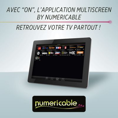 "L'option ""ON"" Multiscreen"