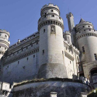 Château de Pierrefonds (60): extérieurs