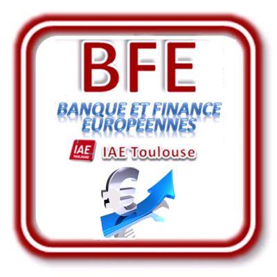 Le blog du Master Banque et Finance Européennes, IAE Toulouse