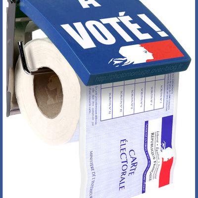 ÉLECTIONS : N'oubliez pas votre carte d'électeur !