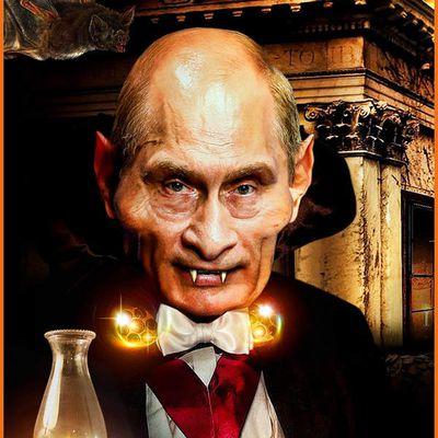 FAKE : Le Comte Poutine de Russie !
