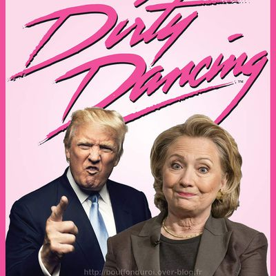 PARODIE : Hillary Clinton et Donald Trump... dans Dirty dancing !