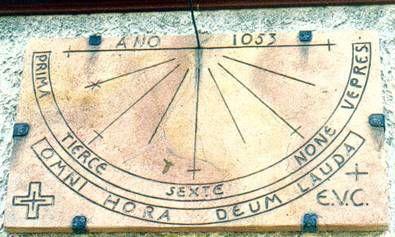 Moyen-âge : le temps et sa mesure