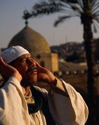 L'appel à la prière