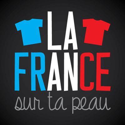 La France sur ta peau