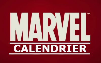 Calendrier MARVEL