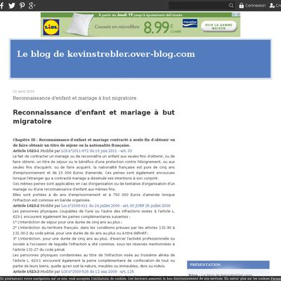 Le blog de kevinstrebler.over-blog.com
