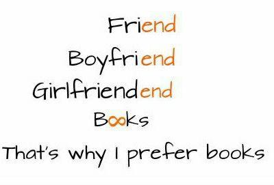 That's why I prefer books