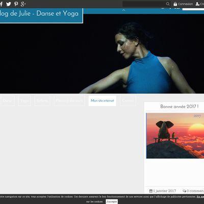 Le blog de Julie - Danse et Yoga