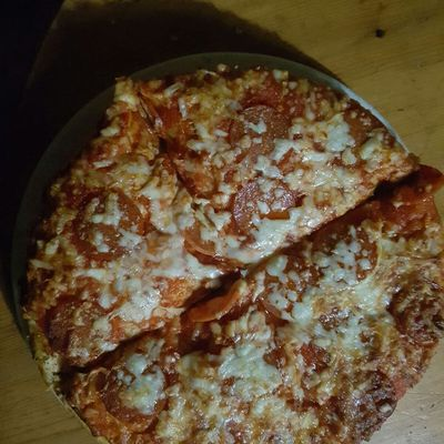 Wagner Big Pizza Test