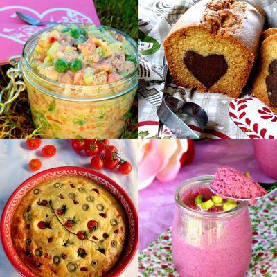 Sélections de recettes pour la fête des mamans