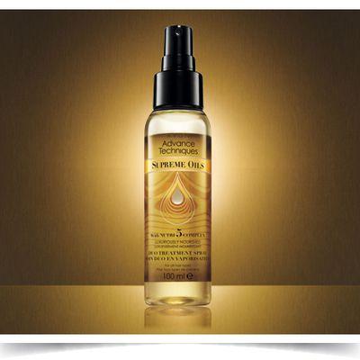 Avon Advance Techniques Spray nutriente bifasico per capelli