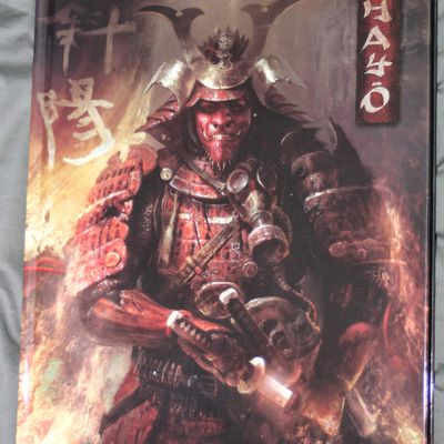 Unboxing: Shayo Pack Collector Tenno
