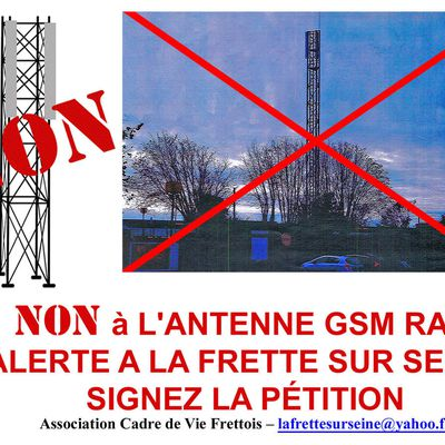 Petition Antenne