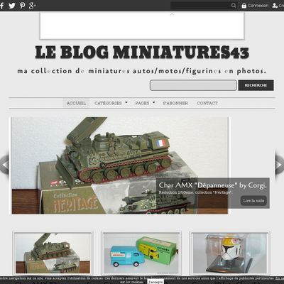 le blog miniatures43