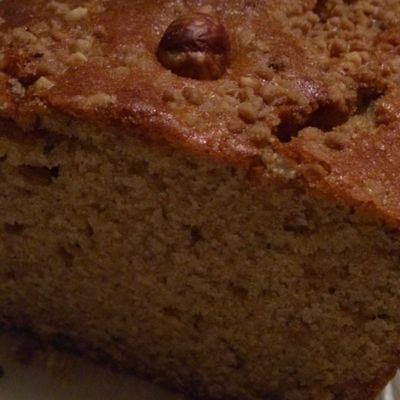 cake confiture à l orange et noisettes