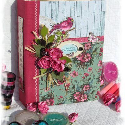 """Album """"Souvenirs de vacances"""" ..."""