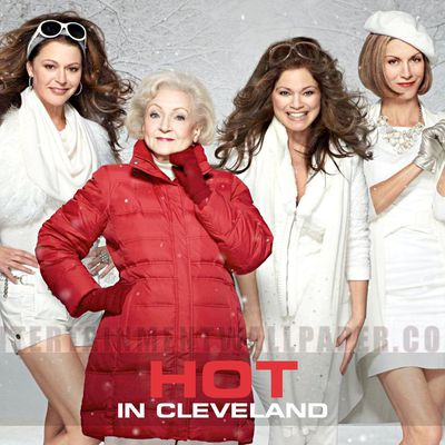Audiences : HOT IN CLEVELAND pas d'espoir pour la série de Betty White