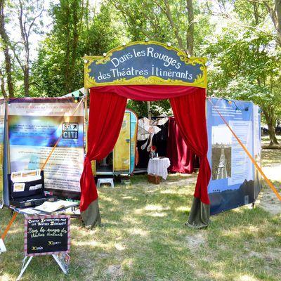 Le CITI à Villeneuve en Scène du 14 au 18 juillet 2016 : Place à l'itinérance !