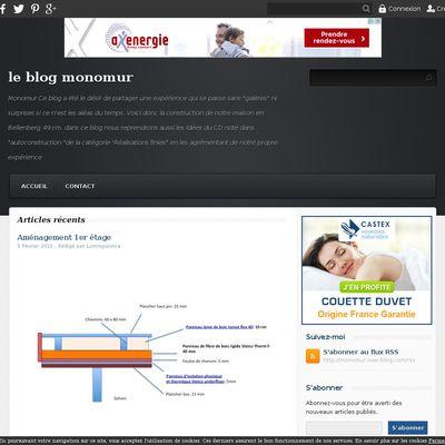 le blog monomur