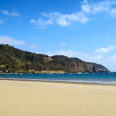 Jour 239/.../244 : Puerto Lopez