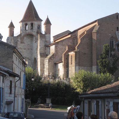 Chemin de St Jacques 2015 (Auvillar à Luppé Violles)