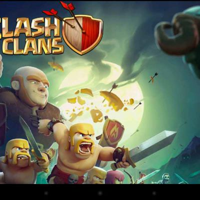 Clash of  clans compagnie