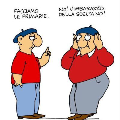 Primarie PD Campania - La democrazia non è un gioco