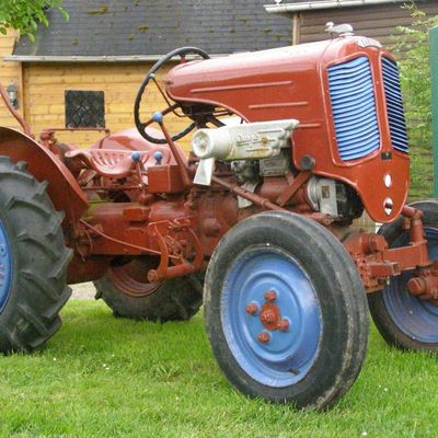 PASSION TRACTEURS ANCIENS