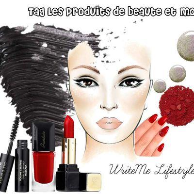 """Tag """"Les produits de beauté et moi"""""""