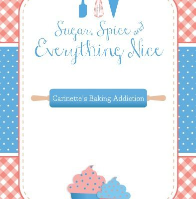 Carinette's Baking Addiction